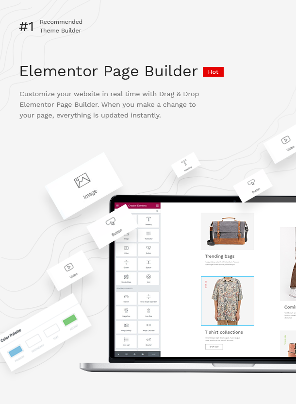 Kera - Fashion Elementor WooCommerce Theme - 6