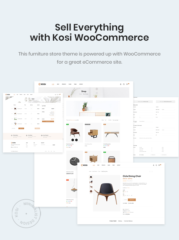 WELL-DESIGNED SHOP & PRODUCT PAGE LAYOUTS<