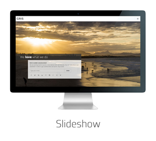 Gris Slideshow  Background