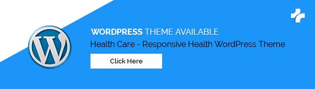Health Care PSD Template - 7