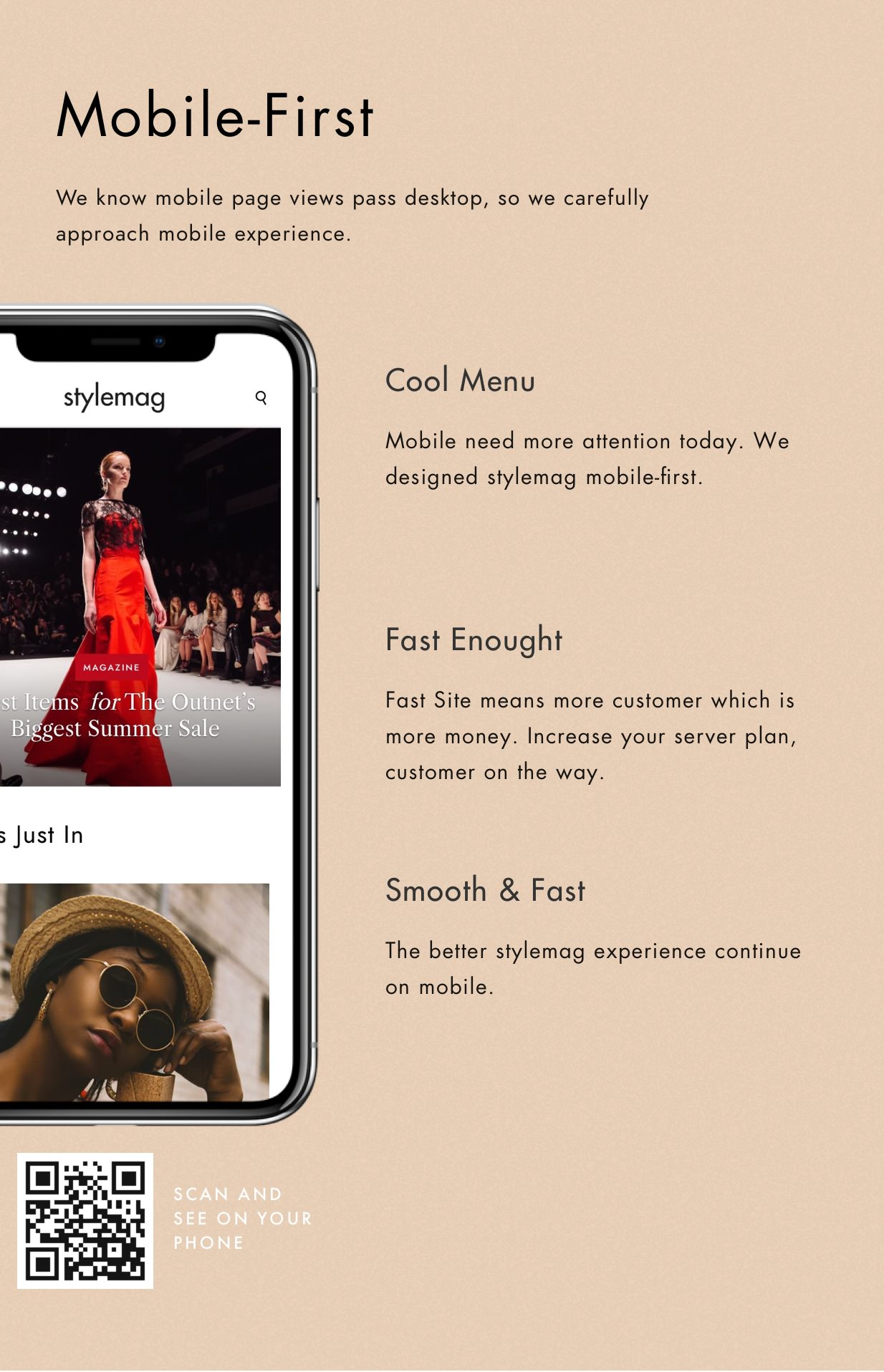 Stylemag - Fashion Magazine & Shop WordPress Theme - 5