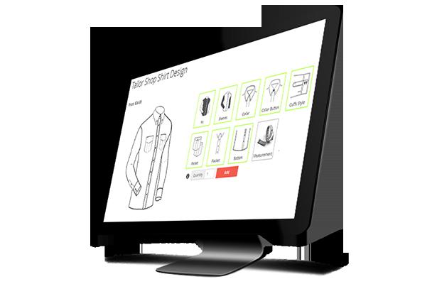 Magento Tailored Shirt Design Online - 20
