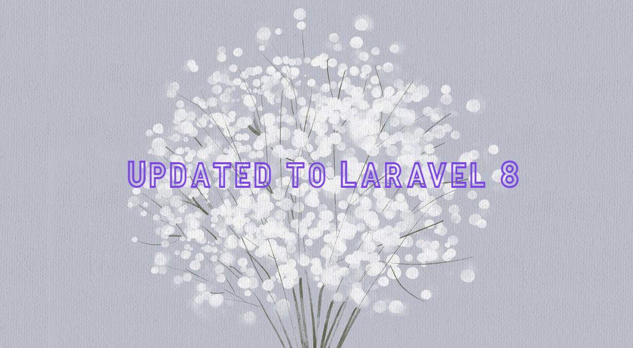 Josh - Laravel Admin Template + Front End + CRUD - 1