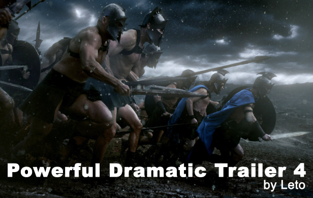 Powerful Dramatic Trailer 4