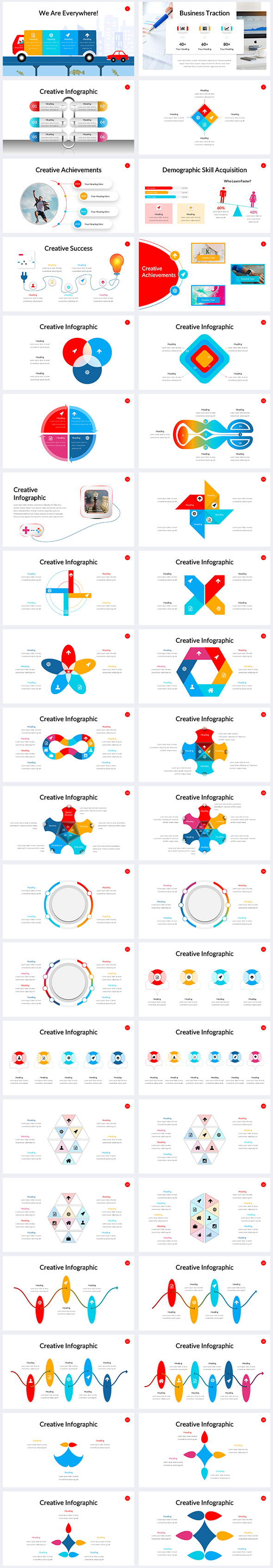 Creative-Infographic-Power-Point-Template