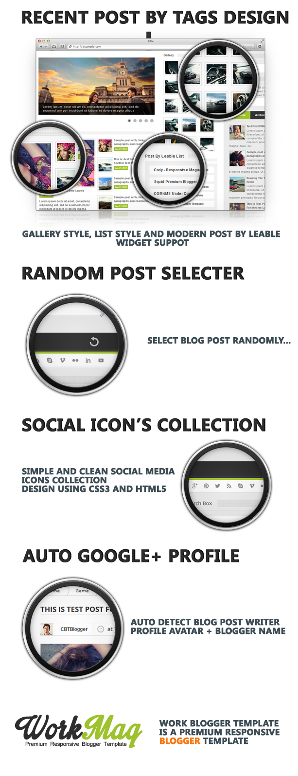 Workmag - Responsive Multipurpose Blogger Template - 3