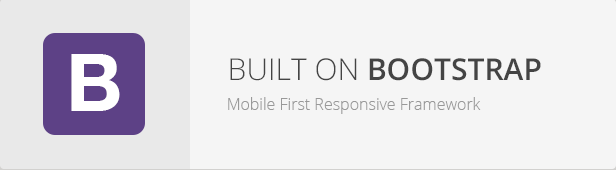 Bootstrap - T.Joy WordPress Theme Responsive