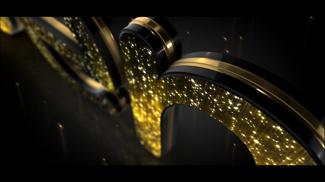 Golden Elegance Logo - 4