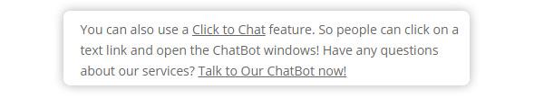 ChatBot for WordPress - 17