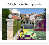 10 lightroom presets vol 1