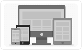 Responsive and optimized for mobile devices wordpress theme