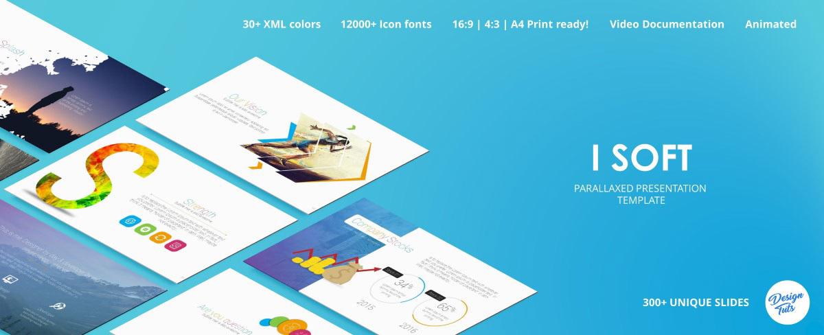 Massive X Presentation Template v.5.5 Fully Animated - 25