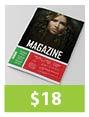 InDesign Magazine Template - 15