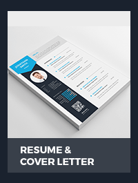 Resume & Cover Letter - 42