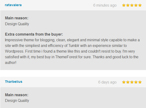 What people saying about our products