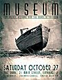 Vintage Museum Flyer Template