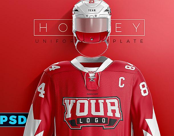 Hockey Playoffs Flyer template - 1