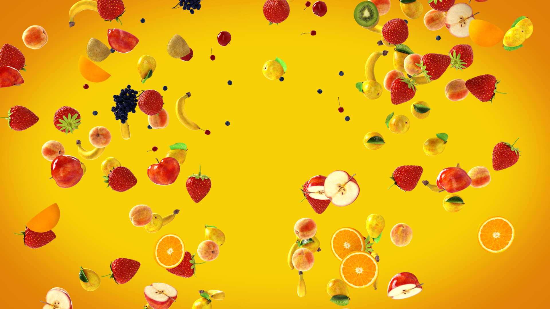 Fruit Background by Ritchard   VideoHive