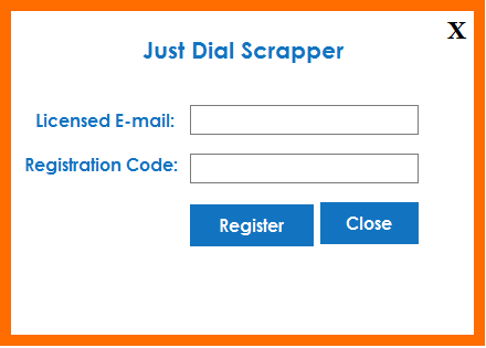 Just Dial Scraper and Extractor - 7
