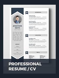 Resume & Cover Letter - 38