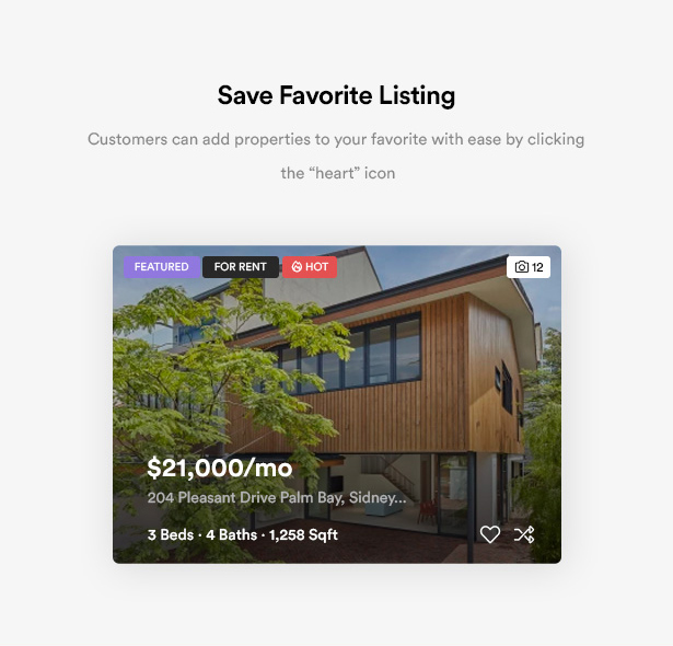 Rentex - Real Estate WordPress Theme