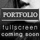 Portfolio Coming Soon