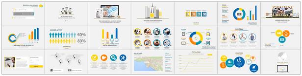 Corporate Typography - Presentation - $47