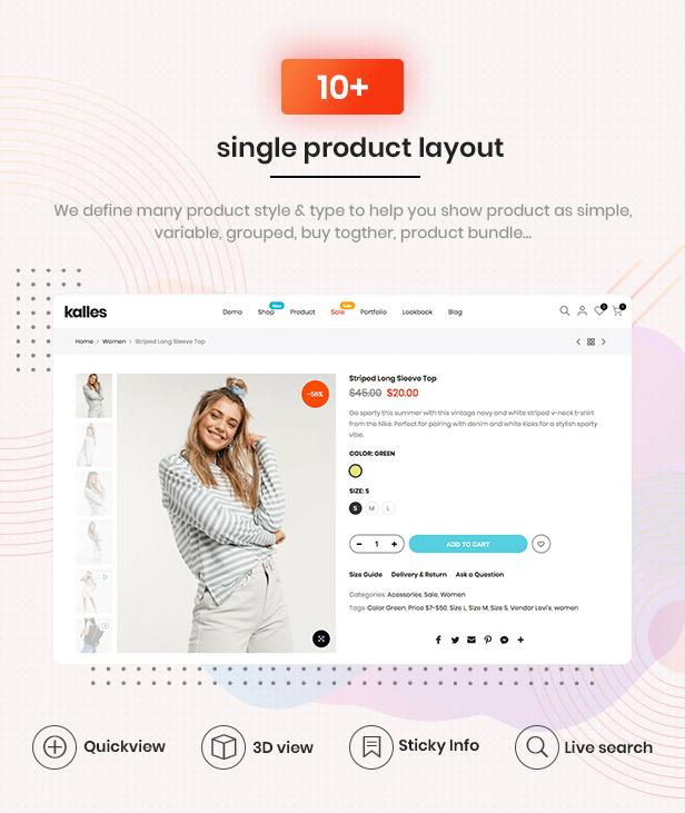 Kalles - Clean, Versatile, Responsive Shopify Theme - RTL support - 14