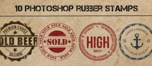 18 Editable Rubber Stamps Bundle By Chiccosinalo