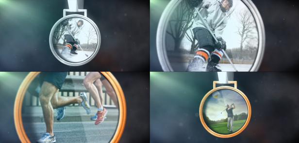 Medal Photo Holders - 2