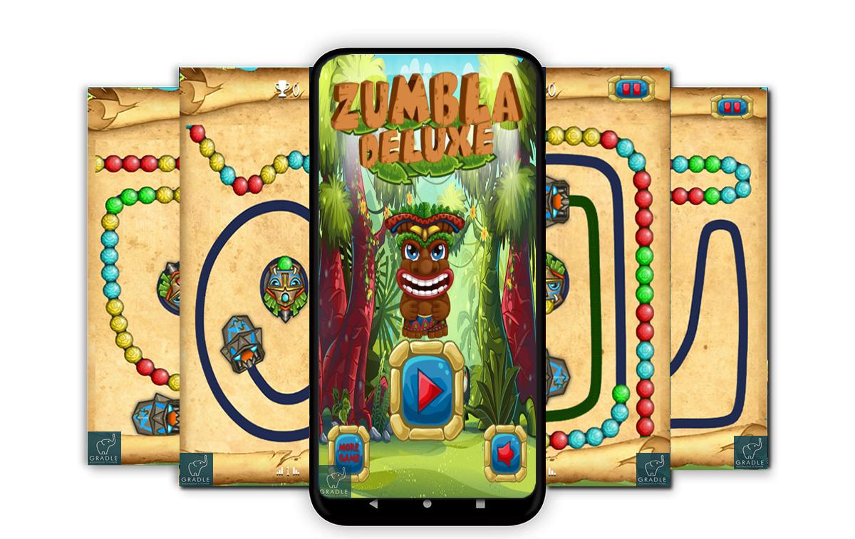 Zumbla Deluxe (Admob + GDPR + Android Studio) - 2