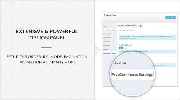 KB Tab For WooCommerce - Knowledge Base Addon - 22
