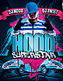 Hood Superstar CD Cover Template