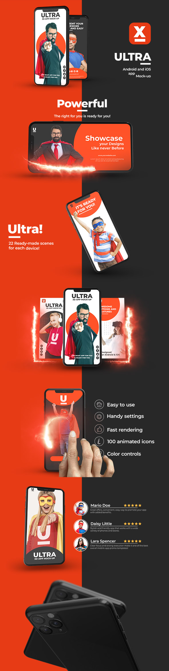 Ultra App Promo - 6