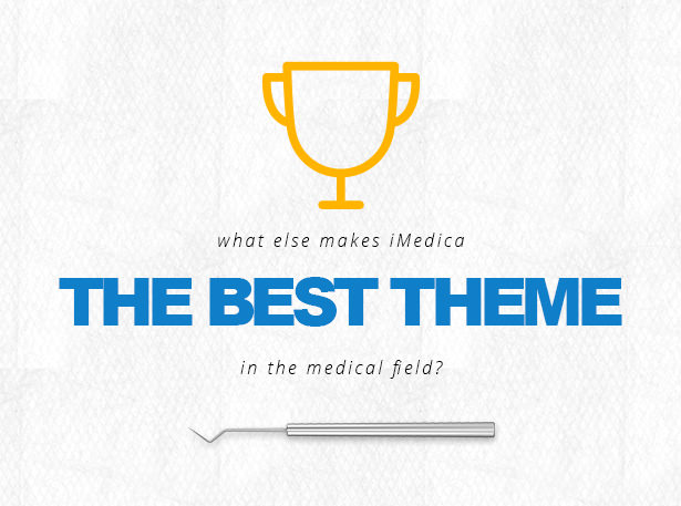 iMedica - Responsive Medical & Health WP Theme - 21