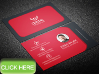 Colorful Art Business Card - 26