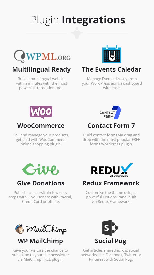 Politica - A Modern Political Party & Candidate WordPress Theme - 3