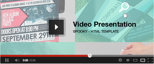 Spooky - Responsive One Page HTML Template - 10