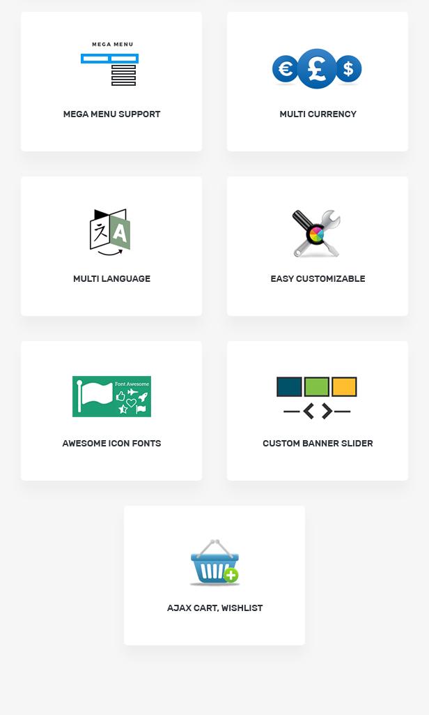 Nikado - Responsive Theme for WooCommerce WordPress