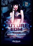 Future EDM Flyer