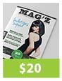 InDesign Magazine Templates - 28