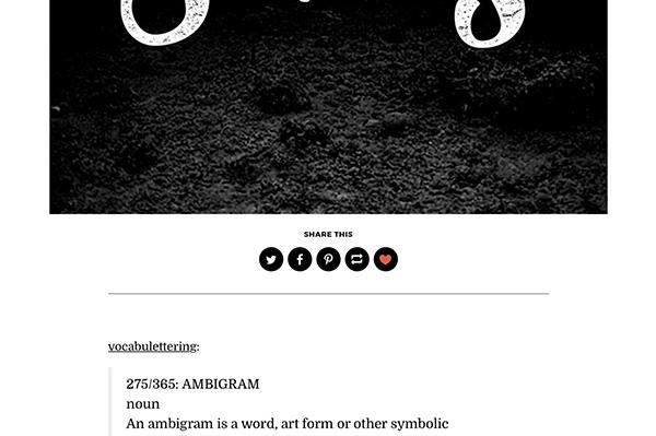 Résumé Tumblr Theme by themelantic | ThemeForest