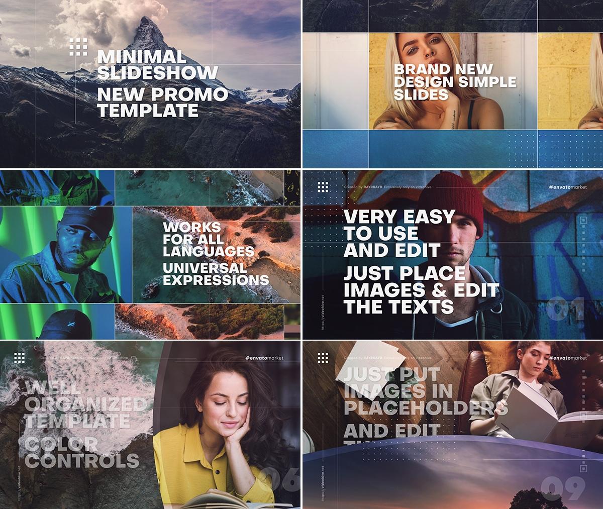 Minimal Promo Slideshow - 5