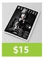 InDesign Magazine Templates - 14