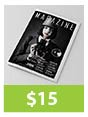 InDesign Magazine Template - 14