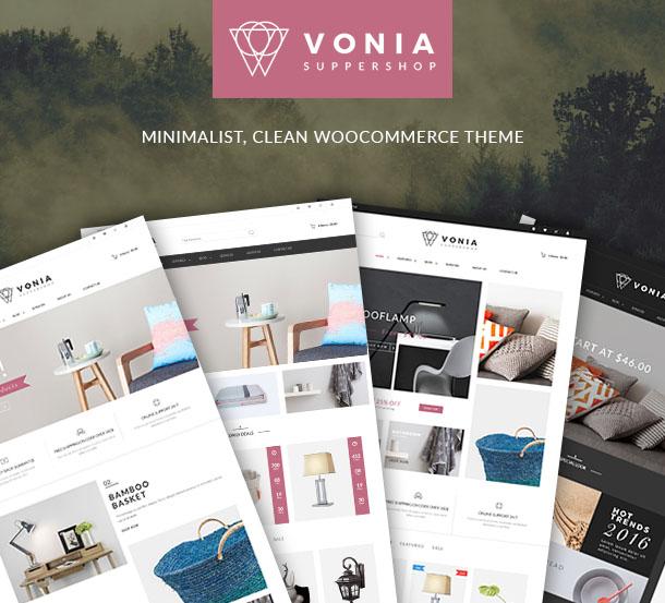 VG Vonia - Minimalist, Clean WooCommerce Theme - 14