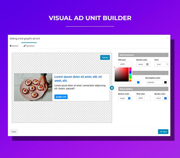 AdFlex - Multi User Full-featured Ads System - 7