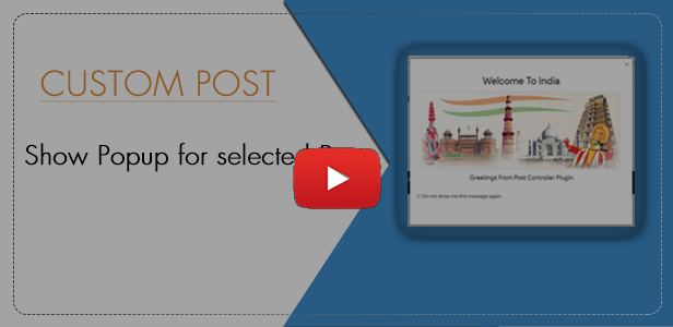 WordPress Post and Custom Post Restrictions | Show, Hide and Append Dynamic Content to Posts - 14