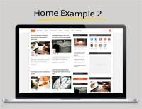 Bblog - Blog / Magazine WordPress Theme - 2