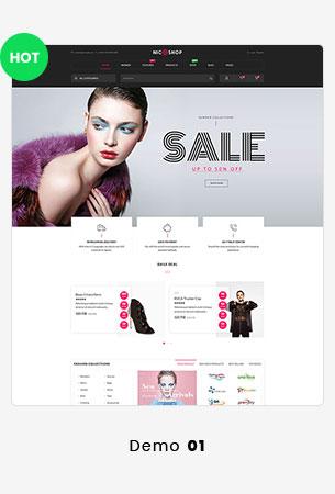 Puca - Optimized Mobile WooCommerce Theme - 47